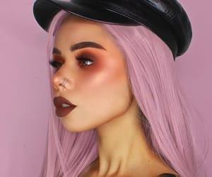 fc, pretty, and purple image