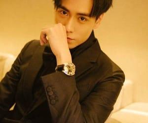 actor and hu yi tian image