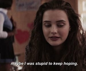 quotes, tumblr, and hannah baker image
