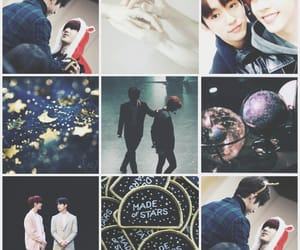 aesthetic, park jinyoung, and mark tuan image