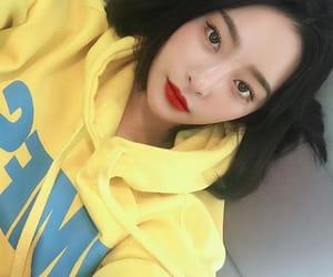 asian, korean girl, and asian girl image