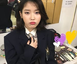 iu, lee jieun, and kpop image