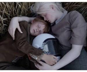 albino, beautiful, and boy image