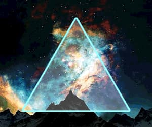 triangle, fearless, and hipster image