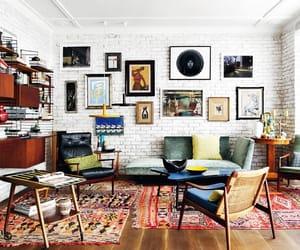 decor, interior, and interior design image