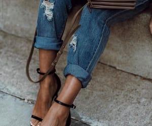 amazing, black, and shoes image