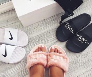 puma, nike, and shoes image