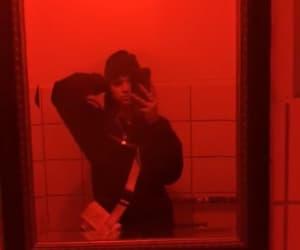 bad, bad girl, and mirror image