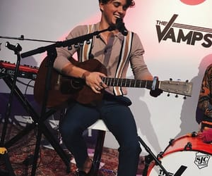 brad simpson, the vamps, and bws image