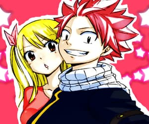 coloring, nalu, and fairy tail image