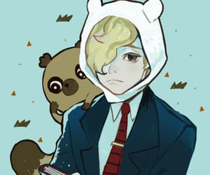 flynn, adventure time, and rocoa image