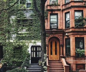 home, travel, and new york image