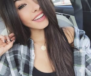 girl, madison beer, and smile image