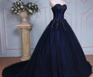 evening dress, occasion dress, and Prom image