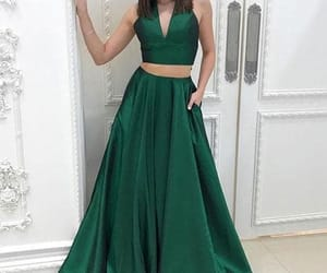 Prom, prom dress, and 2 pieces image