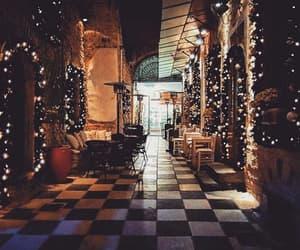 christmas, Greece, and view image