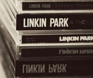 rock, linkin park, and music image