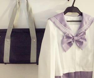 kawaii, japanese, and uniform image