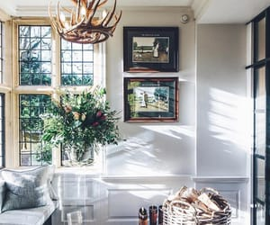 interior, country living, and farmhouse style image