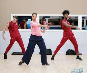 dance, dancer, and lesson image