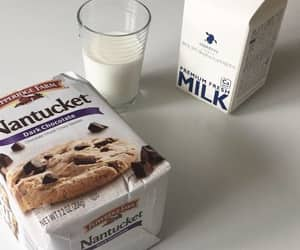 breakfast, Cookies, and white image