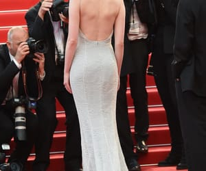 cannes, dior, and emma stone image