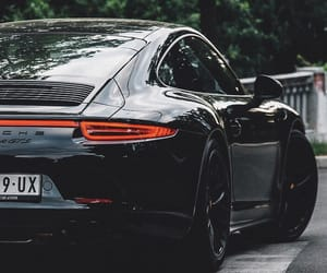 porsche and car image