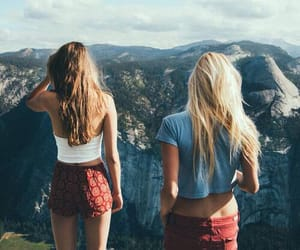 cool, friendship, and sisters image