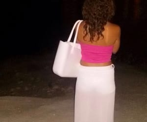 bag, panorama, and curly image
