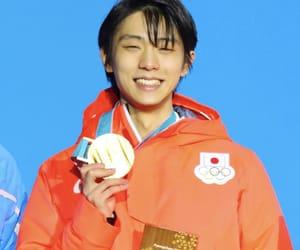 champion, figure skating, and japan image