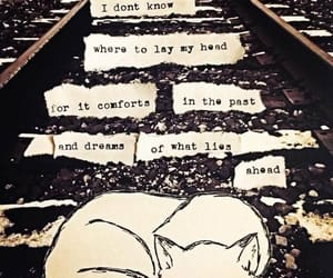 alone, sad, and life image