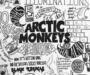 arctic monkeys, art, and background image