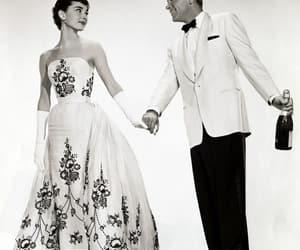 audrey hepburn, dress, and sabrina image