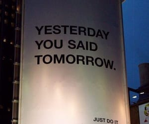 nike, quotes, and Just Do It image