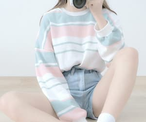 aesthetic, clothes, and ulzzang image