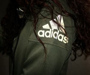adidas and green image
