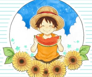 luffy and one piece image