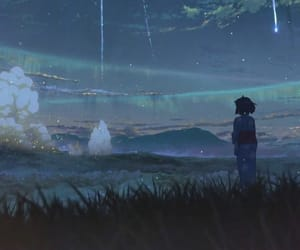movie, your name, and kimi no na wa image