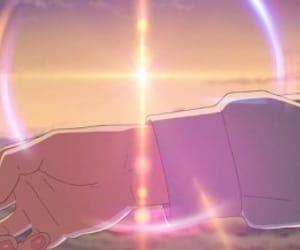 anime, kimi no na wa, and mitsuha image