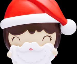 black, christmas, and noël image