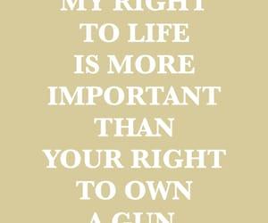 feminism, gun, and gun control image