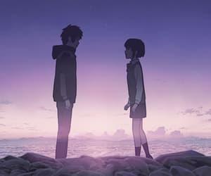taki, mitsuha, and your name image