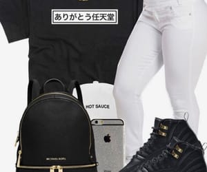 outfit, outfits, and street wear image