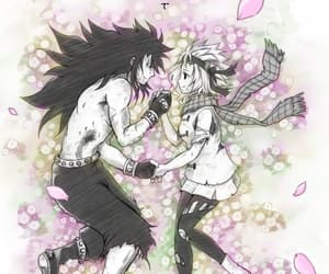 fairy tail, gale, and gajeel redfox image