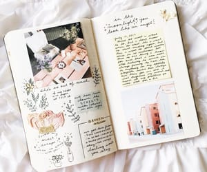 aesthetic, studyblr, and bullet journal image