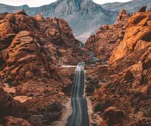 mountains, explore, and landscape image