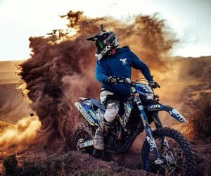 life, motocross, and enduro image