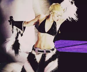 black and white, fashion, and miley cyrus image