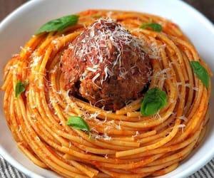food and meatball image
