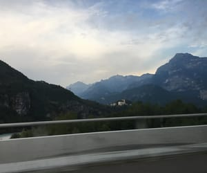 Alps, nature, and road image